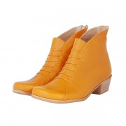 Yello-Leather-booties-wide-ankle-boots